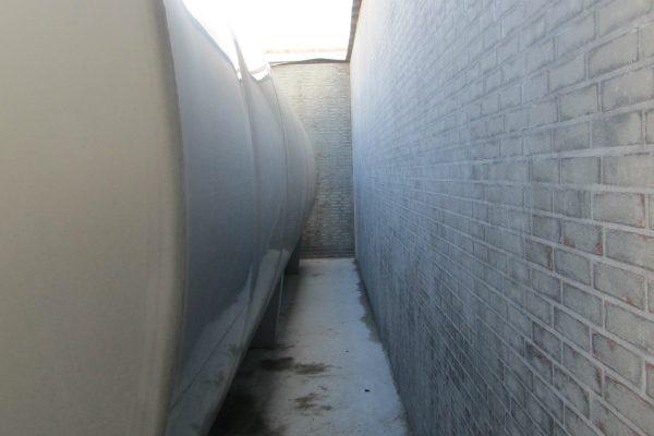 Dimensionering af rent vandstank i nyt vandværk