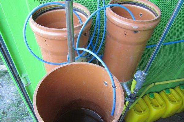 Udviklingsprojekt til at fjerne tributyltin TBT fra grundvandet