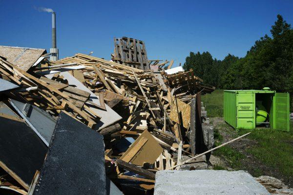 Fjernelse af tributyltin på lossepladsgrund
